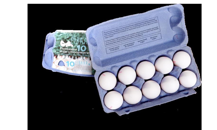 Proef eibaar eieren